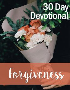 Devotional: Forgiveness