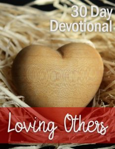 Devotional: Loving Others