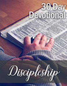 Devotional: Discipleship
