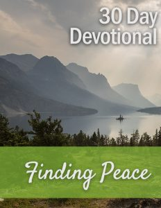 Devotional: Finding Peace